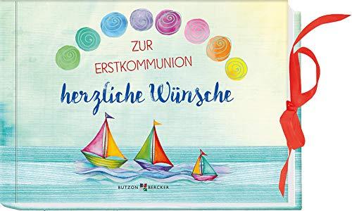 Zur Erstkommunion herzliche Wünsche (Geldgeschenkbücher)