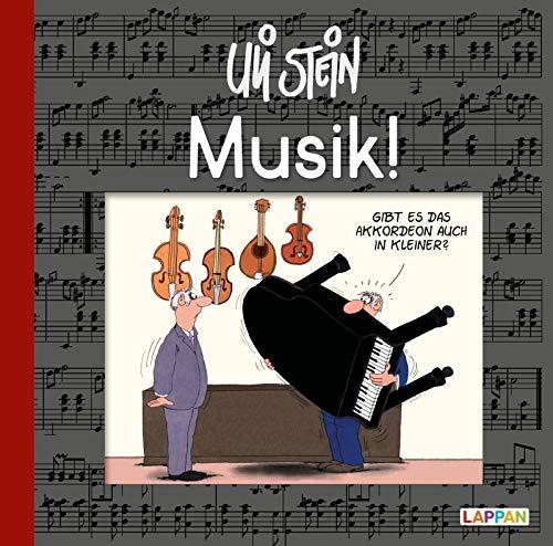 Musik!: Lustiges Geschenkbuch (Uli Stein Für dich!)