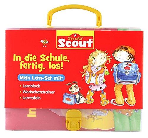 In die Schule, fertig, los!: SCOUT Lern-Set (Lingoli)