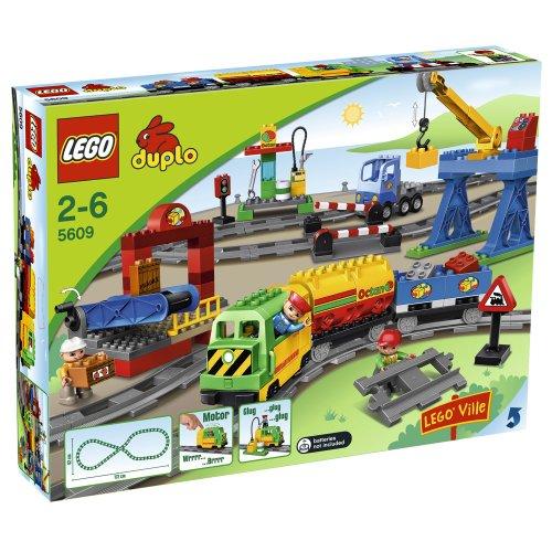 LEGO Duplo 5609 - Eisenbahn Super Set