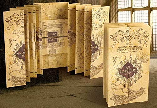 The Noble CollectionHarry Potter Marauders Karte