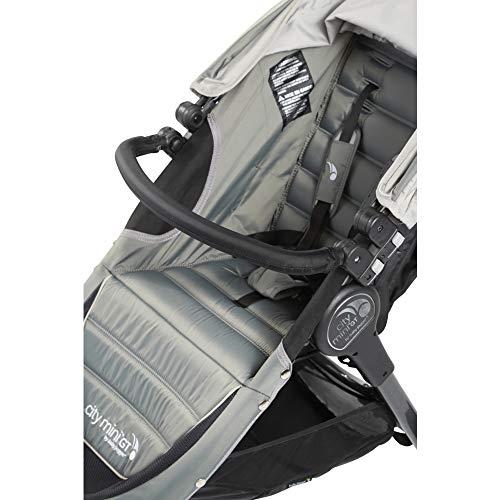 Baby Jogger Kinderwagen-Sicherheitsbügel | für City Elite, City Mini, City Mini GT und Summit X3 Einzelwagen