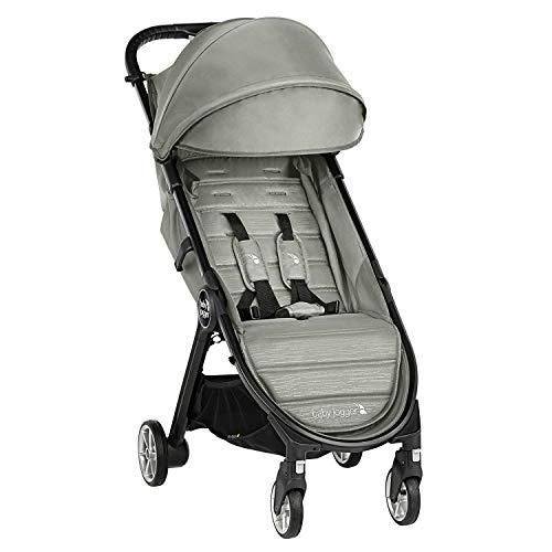 Baby Jogger City Tour 2 Buggy, kompakt leicht, zusammenklappbar & tragbar Kinderwagen, Slate (Grau)