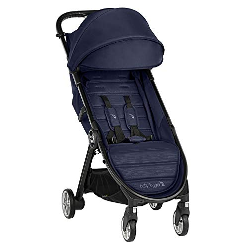 Baby Jogger City Tour 2 Kinderwagen | kompakt, leicht, zusammenklappbar und tragbar | Seacrest (dunkelblaue)