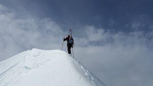 eine skitour verschenken