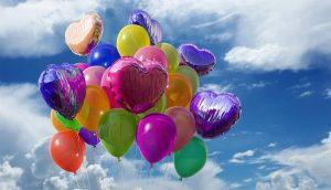 lufballons mit geld fuellen und verschenken