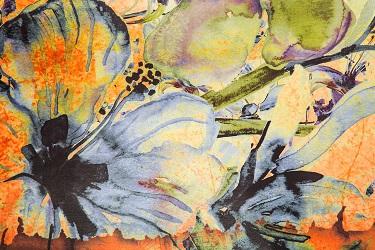 florale wandbilder