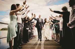Hochzeitssprüche – nette Glückwünsche zur Vermählung