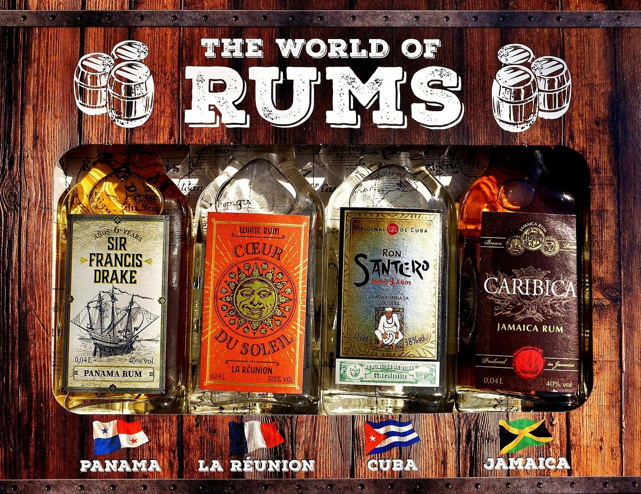 Rum verschenken – ein kleiner Ratgeber