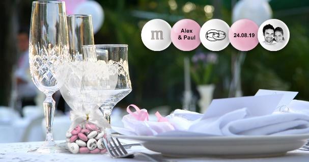My M&M´S: Das Highlight eurer Hochzeit!