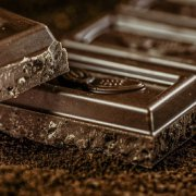 Schokolade an Kunden verschenken