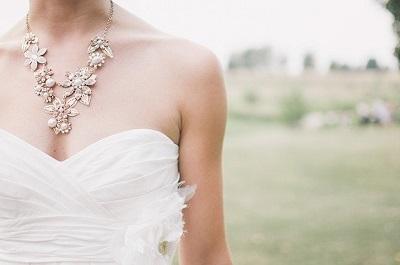 Eleganten Brautschmuck schenken