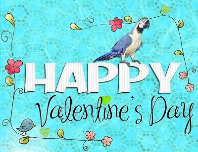 Ein Liebesbeweis für den Valentinstag