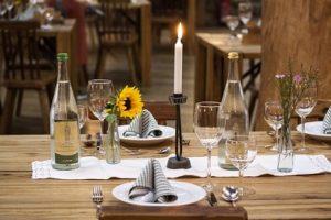 Dekoration Tisch Geburtstag