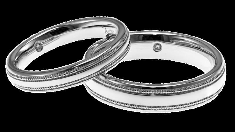 Trauringe aus Silber