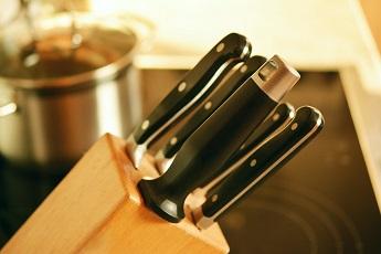 Ein neuer Messerblock für Hobbyköche